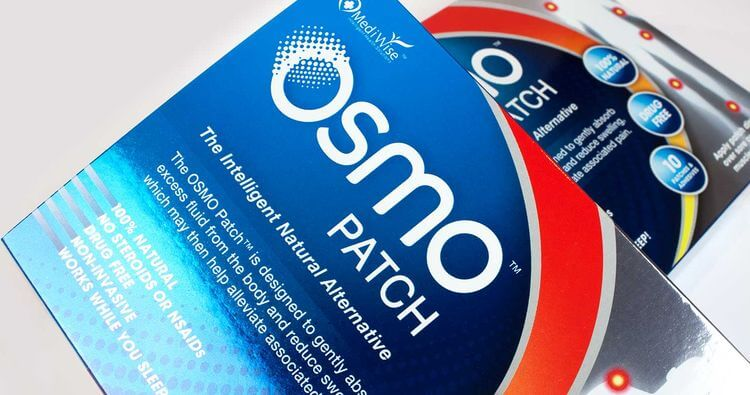 OSMO Patch - 2 Pack