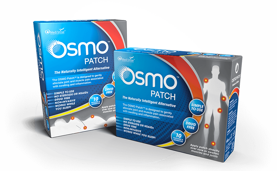 OSMO Patch Promo - packaging image